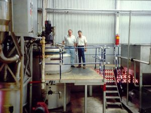 Ryland Research - Lithium Grease Plant Trinidad
