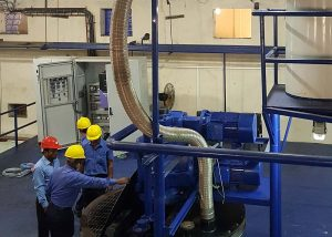 Ryland Research - Grease Finishing Kettle in Bangladesh