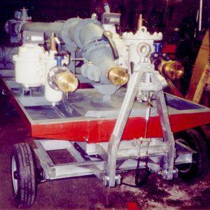 Marine Fuel Blender