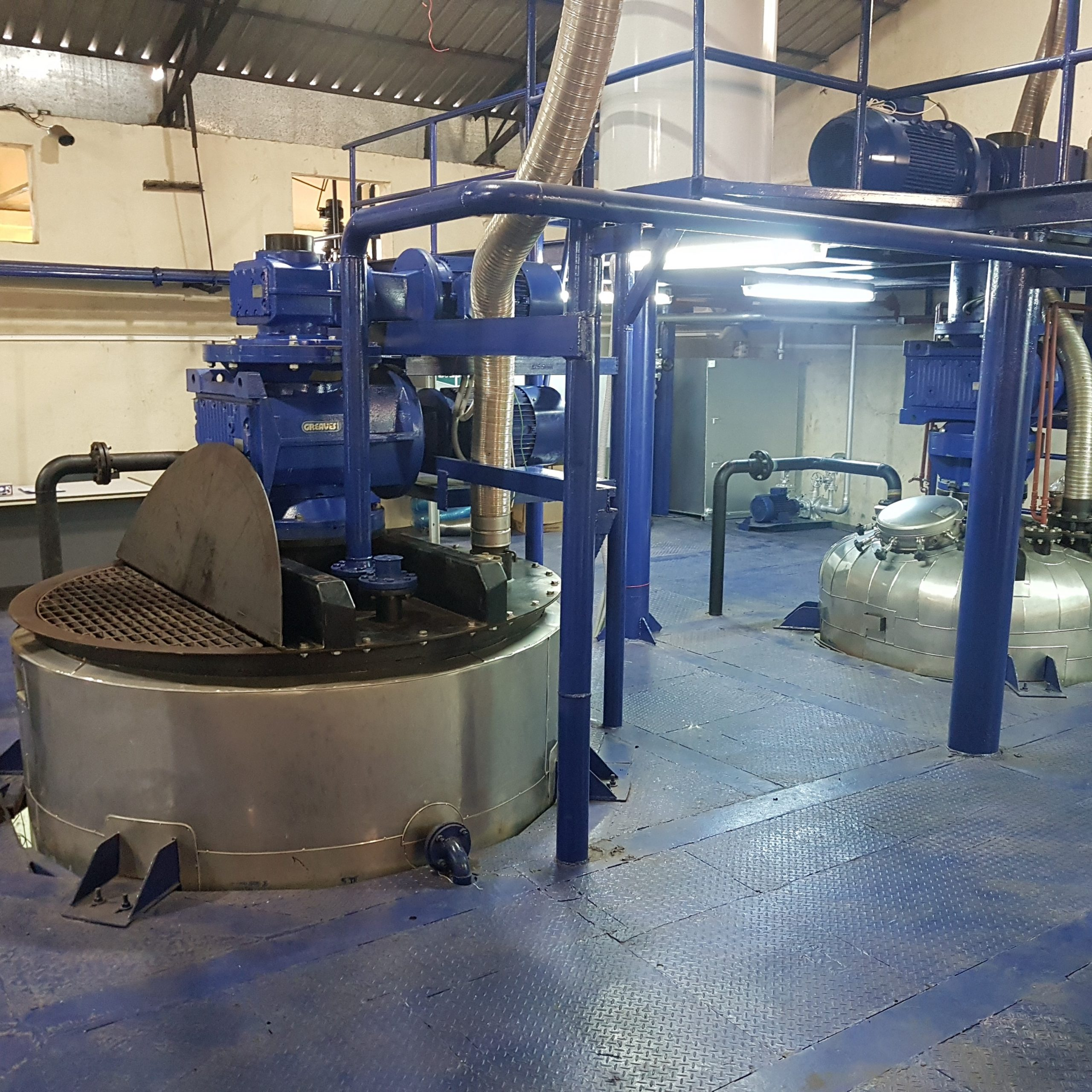 Finishing Kettle and Autoclave in Bangladesh